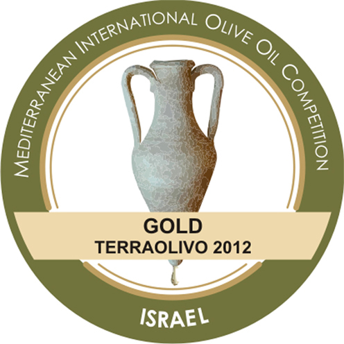 Medalla de Oro en Jerusalén
