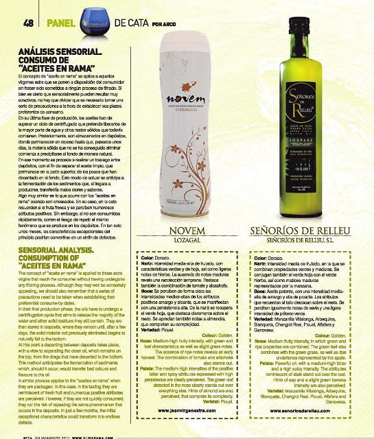 Revista Olivarama