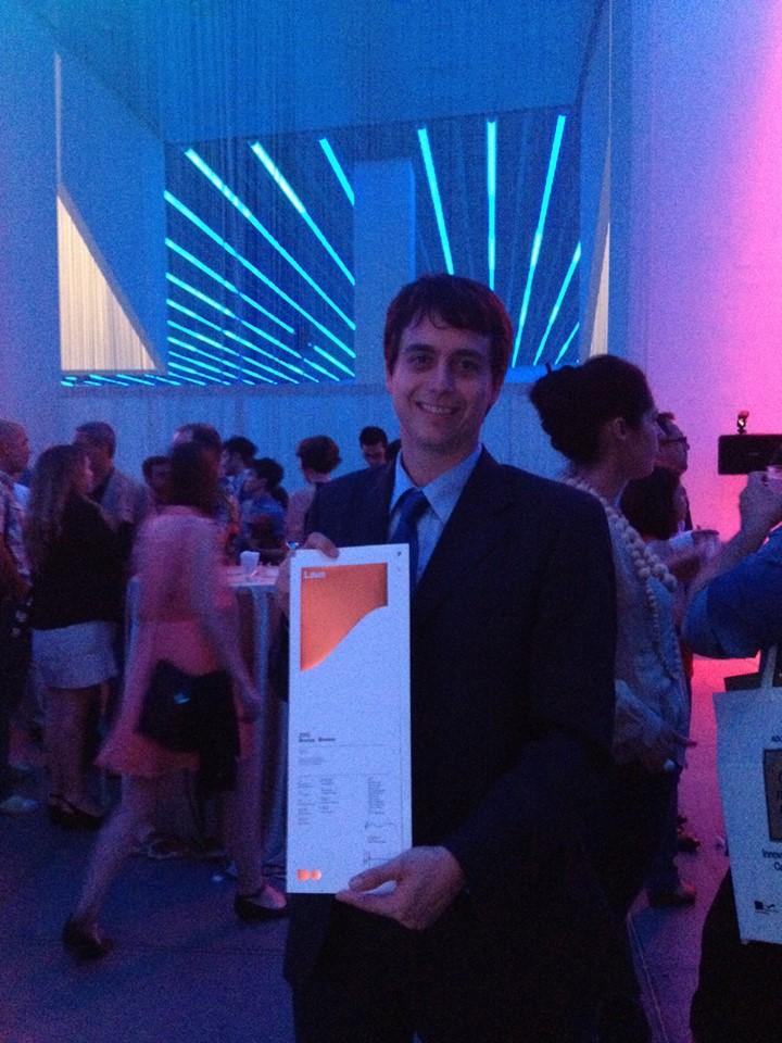 Premios Laus 2013 para Señoríos de Relleu. 2013 Laus Awards for Señoríos de Relleu