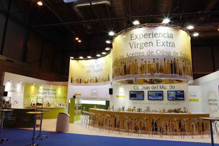 Salón Gourmets 2012 y la experiencia del Virgen Extra. Salon Gourmets 2012 and the experience of the Extra Virgin