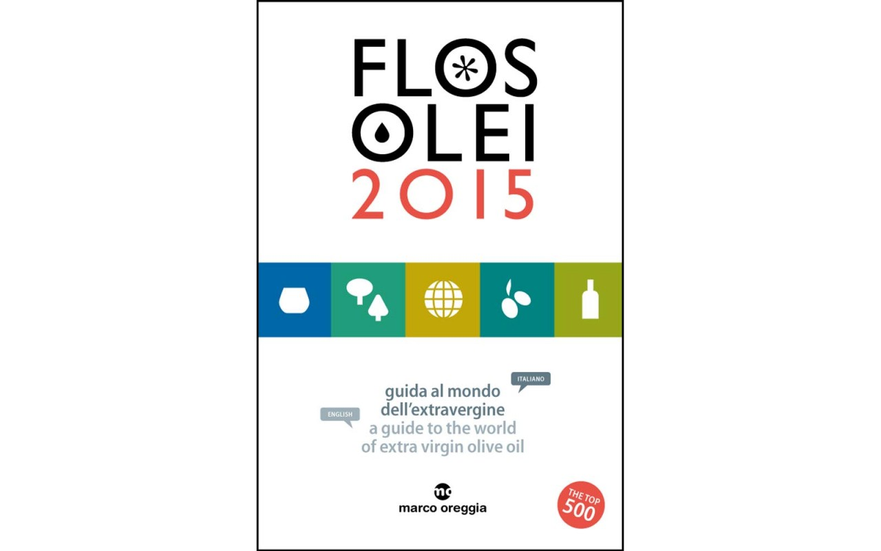 FLOS OLEI 2015. Señoríos de Relleu seleccionados dentro de la Guía de los Mejores Aceites del Mundo. FLOS OLEI 2015. Relleu lordships selected within the Guide to the World's Best Oils