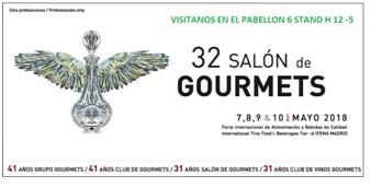 Señorios de Relleu en Salon Gourmets de Madrid
