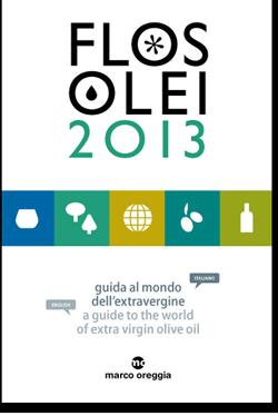 Flos Olei 2013 con Marco Oreggia MC. Guía de los mejores Aceites del Mundo