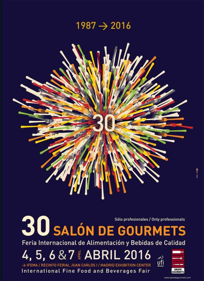 30 Edición de la feria internacional de alimentación y bebidas de Calidad. 30th Edition of the International Food and Beverage Quality Fair