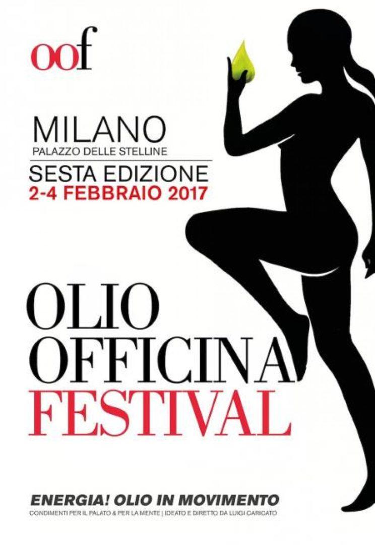 Aparecemos en Olio Officina Festival. We appear in Olio Officina Festival