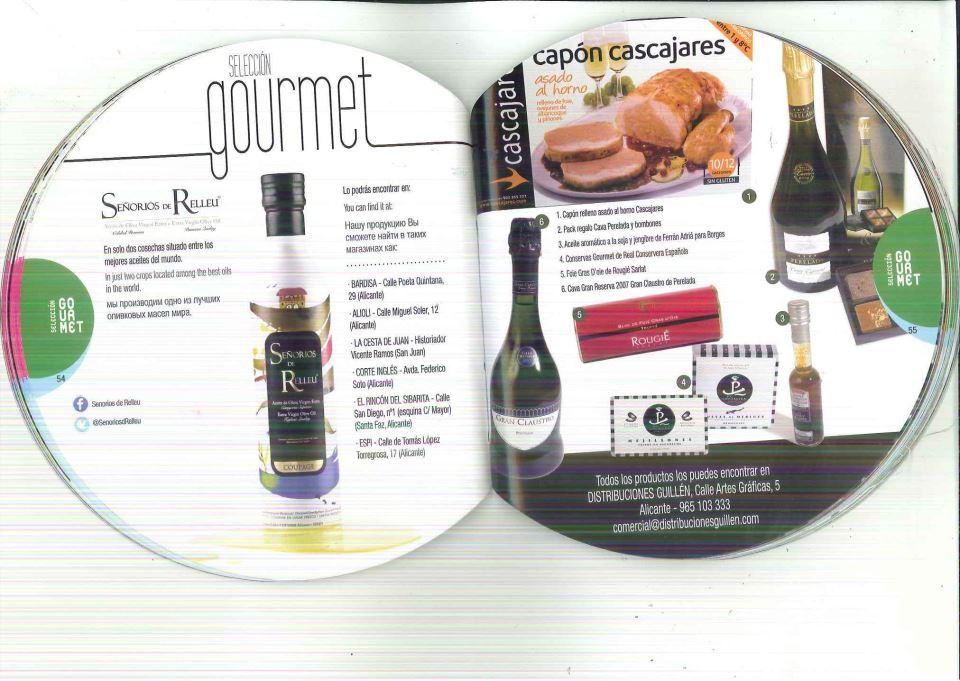 Seleccion Productos Gourmet