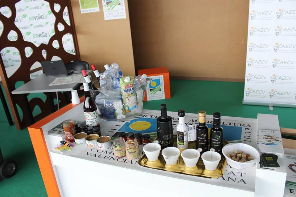 Ecologico en Catas y degustaciones