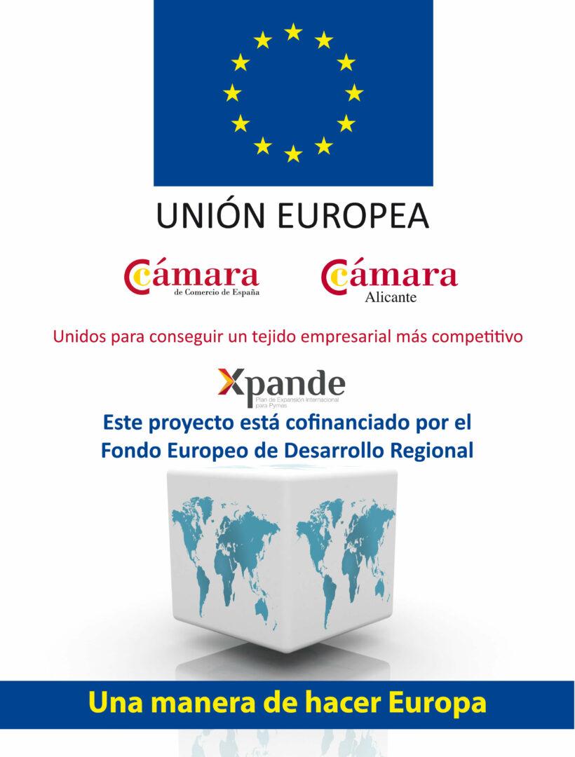 Programa Xpande Camara de Comercio Alicante