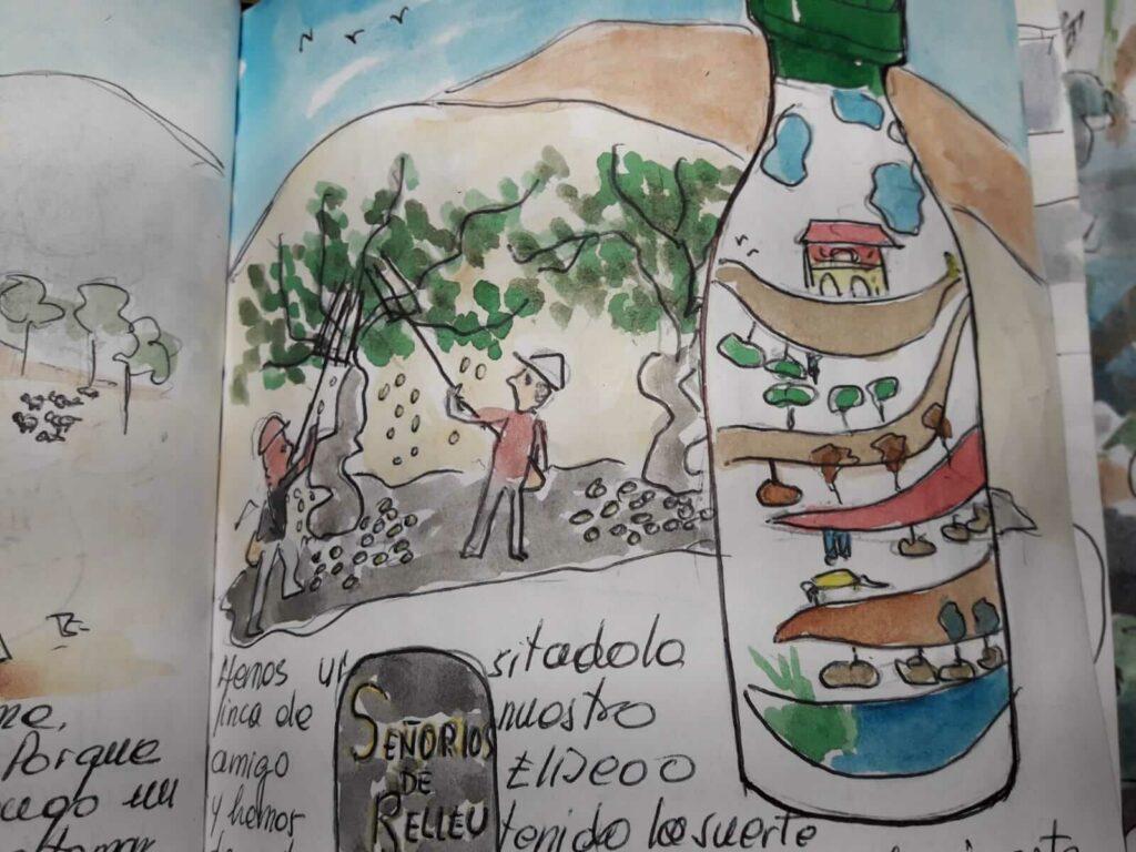 Arte y Olivares