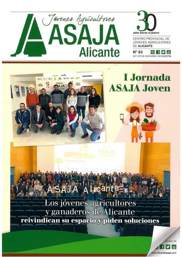 Portada Revista Asaja