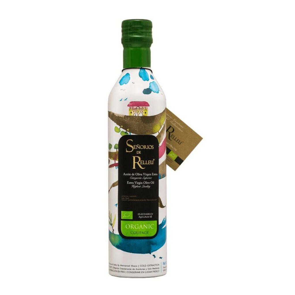 Organic Ecologico Bio Coupage 500 ml. Señorios de Relleu