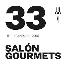 Logo 33 Salon Gourmets 2019