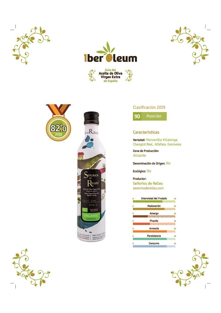 Guia Iber Oleum. Mejores Aceites
