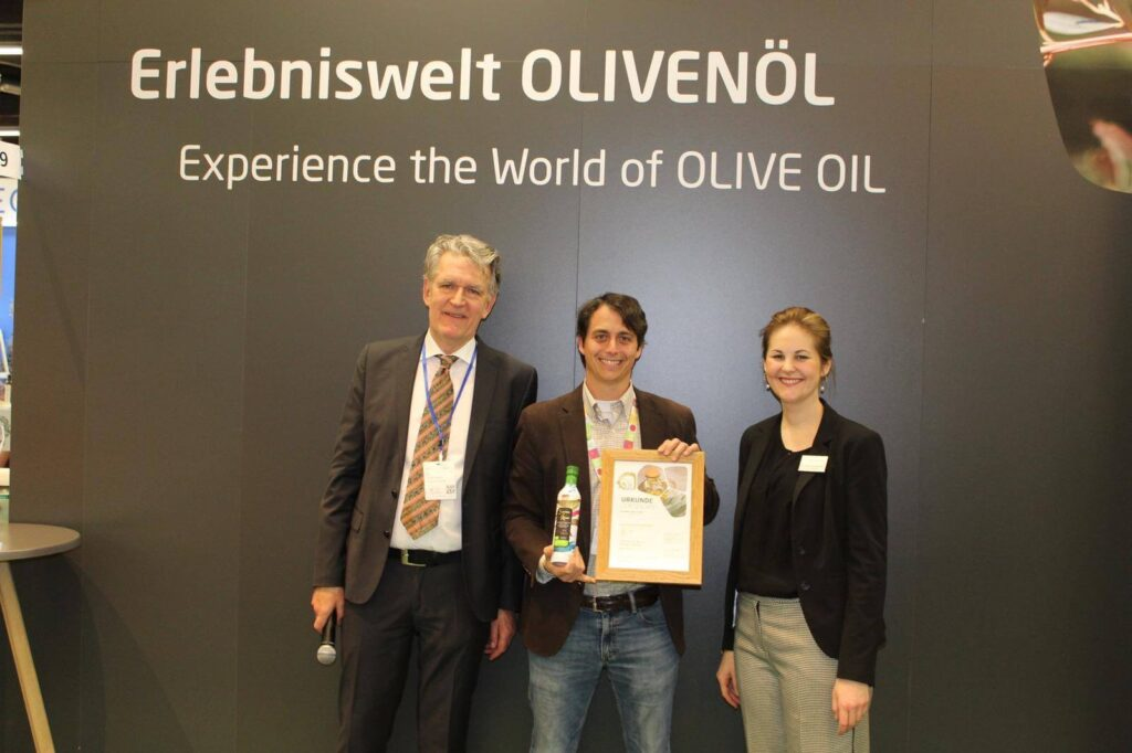 Biofach Olive Oil Ceremony