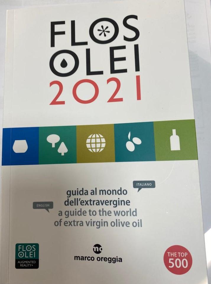 Cover Flos Olei 2021